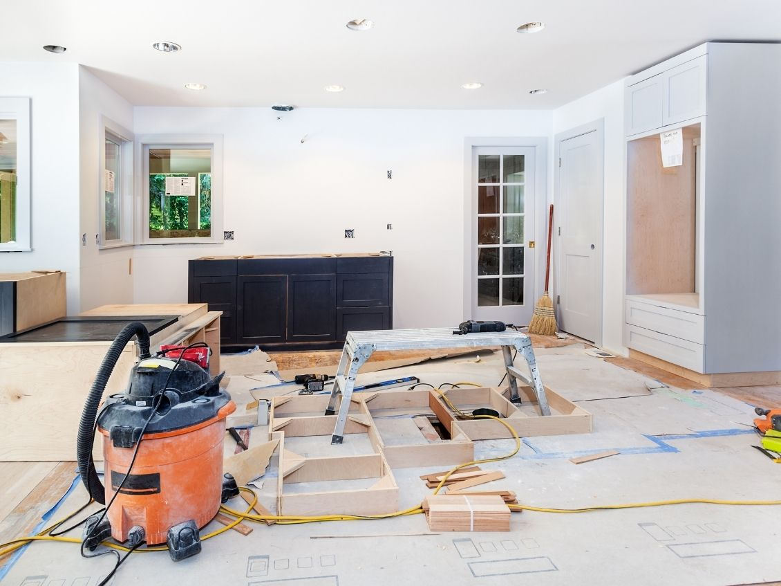 Home Renovations and How Long They'll Take