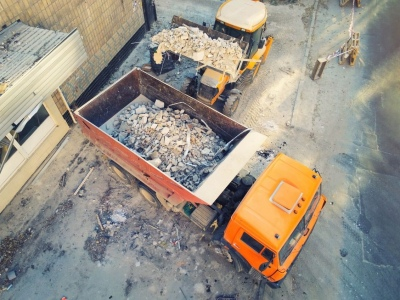 How To Calculate Demolition Debris Waste