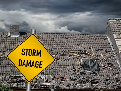 Dealing with Damage After a Storm