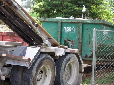 Where To Have Your Roll-Off Dumpster Placed