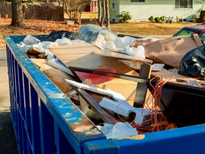 The Different Types of Dumpsters