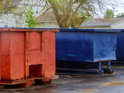 Three Reasons to Rent a Dumpster