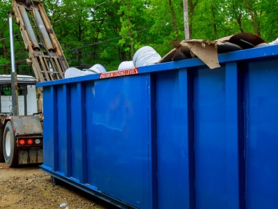 Main Types of Dumpsters Used in Construction Projects