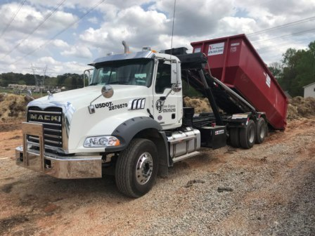Vine Disposal dumpster rental in Atlanta