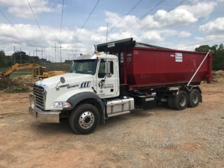 20 Yard Dumpster Rental