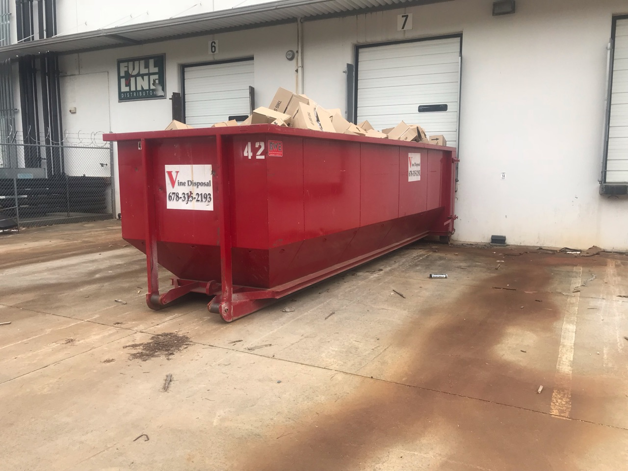 Affordable Dumpster Rental