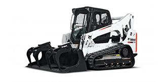 Rent Compact Truck Loader With Operator