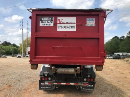 Residential Roll Off Dumpster Rental Services